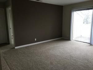 Empty old apartment