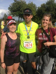 50-mile finish